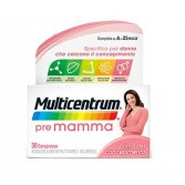 MULTICENTRUM PRE MAMMA Integratore 30 cpr | MULTICENTRUM