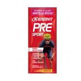 Pre Sport Gelatina Mirtillo 45 g | Integratore di carboidrati per sportivi | ENERVIT - Sport