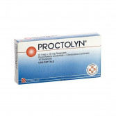 PROCTOLYN | 10 Supposte