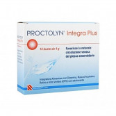Proctolyn Integra Plus 14 Bustine  | Integratore  Emorroidi | RECORDATI