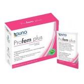 Profem Plus 20 bustine | Integratore per la menopausa con Fermenti | GUNA