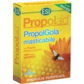 PropolGola 30 tav | Rimedio Naturale Gola Menta/Miele | ESI - Propolaid