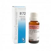 R 72 22 ml | Gocce omeopatiche | DR. RECKEWEG