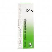 R16 | Gocce omeopatiche 22 ml | DR.RECKEWEG
