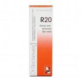 R20 | Gocce omeopariche 22 ml | DR.RECKEWEG