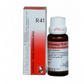 R41 | Gocce omeopatiche 22 ml | DR. RECKEWEG