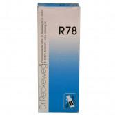 R78 | Gocce omeopatiche 22 ml | DR. RECKEWEG
