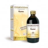 Rame Olimentovis 200 ml | Integratore di Rame con gemmoderivati e nutritivi sinergici| DR.GIORGINI