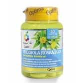 RHODIOLA ROSEA PLUS 60 cpr | OPTIMA NATURALS