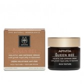 Crema Antiage Ricca| Rich Texture Cream 50 ml | APIVITA Queen Bee