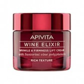 Crema Lift Ricca | Lift Face Cream Rich Texture 50 ml | APIVITA Wine Elixir