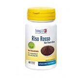 Riso Rosso Fermentato 60 cps | Integratore Colesterolo | LONGLIFE