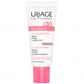 CC Cream SPF30 40 ml | Trattamento per Rosacea | URIAGE Roséliane