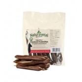 SALSICCIA DI CONIGLIO | Snack con rosa canina e crescione 200 g cod.4154 | NATURAVETAL - Canis Plus