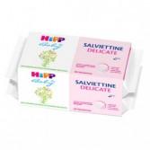 SALVIETTINE DELICATE 56 pz | HIPP