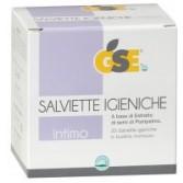 SALVIETTINE IGIENICHE Intime 20 pz | GSE intimo