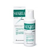 Soluzione Attiva 250 ml   Detergente intimo antibatterico   SAUGELLA Verde