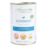 SCHONKOST 400 g | Cibo umido per CANI con problemi gastro-intestinali | ORGANIC VET