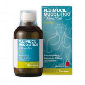 FLUIMUCIL Mucolitico 100 ml/ 5 ml Sciroppo | Flacone 200 ml Lampone