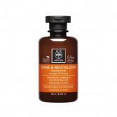 Shampoo Illuminante arancia e miele | Shine & Revitalizing 250 ml | APIVITA Capelli
