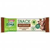 SNACK 40-30-30 MILK CHOCOLATE | Barretta Latte e Cioccolato Latte 33 g | ENERZONA