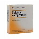 SOLANUM COMPOSITUM 10 fiale monodose   GUNA - Heel