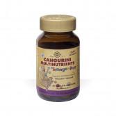 CANGURINI MULTINUTRIENTS 60 tavolette masticabili | Integratore vitamine e minerali | SOLGAR
