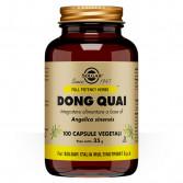 Dong Quai 100 capsule | Integratore disturbi femminili | SOLGAR