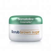 Scrub Brown Sugar 340 gr | Esfoliante corpo | SOMATOLINE COSMETIC