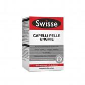 CAPELLI PELLE UNGHIE | Integratore a base di Biotina 60 Compresse | SWISSE