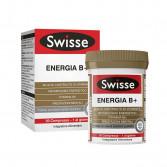 ENERGIA B+ 50 Compresse | Integratore concentrato di vitamina B | SWISSE