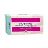 TACHIPIRINA Supposte  62,5 mg NEONATI | 10 Supposte
