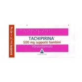 TACHIPIRINA Supposte 500 mg BAMBINI | 10 Supposte