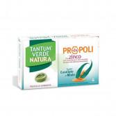 Tantum Verde Natura Eucalipto e Miele | 15 pastiglie gommose per il mal di gola | ANGELINI