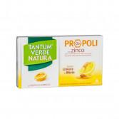 Tantum Verde Natura Miele e Limone | 15 Pastiglie gommose contro il mal di gola | ANGELINI