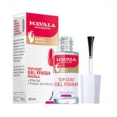 TOP COAT GEL FINISH fissatore in gel 10 ml | MAVALA