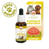TRAINING & EDUCATION Gocce 30 ml | Fiori Australiani per Difficoltà di Apprendimento | AUSTRALIAN BUSH FLOWER Essences - Animal