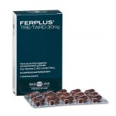 FERPLUS TRE-TARD 30 Compresse gastroresistenti| Integratore di Ferro  | BIOS LINE - Principium