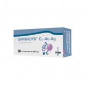 Gammadyn Cu-Au-Ag  Rame-Oro-Argento - 30 Compresse omeopatiche   UNDA