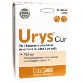 URYS CUR 30 Capsule | Integratore vie urinarie CANE e GATTO | INNOVET - Nefrourologia