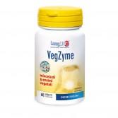 VEGZYME Miscela di 5 enzimi vegetali 60 TAV | LONGLIFE