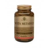 Vita Meta B12 30 cpr orosolubili | Integratore di vitamina B12  | SOLGAR