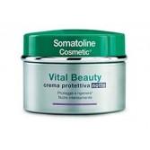 CREMA PROTETTIVA NOTTE 50 ml |  Nutre intensamente | SOMATOLINE COSMETIC Vital Beauty