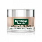 Crema Giorno Mat 50 ml | Ristrutturante opacizzante anti-age | SOMATOLINE COSMETIC Volume Effect