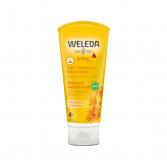 Babywash Corpo&Capelli 200 ml | Emulsione detergente alla Calendula | WELEDA Baby