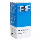 Yaluronic Acid 15 ml | Siero viso | TWENTY TWENTY