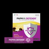 PAPAYA DEFENSE Bio Fermentata 100 % | Integratore per Difese Immunitarie 30 stick | ZUCCARI