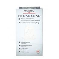 HI BABY BAG Sacca contenitore antibatterica AZZURRA  | HIGENIC