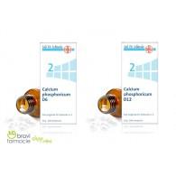 2 CALCIUM PHOSPHORICUM Fosfato di Calcio 50 g 200 cpr | SCHWABE - Sali Dr.Schussler