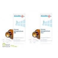 3 FERRUM PHOSPHORICUM Fosfato di ferro 50 g 200 cpr | SCHWABE - Sali di Schussler